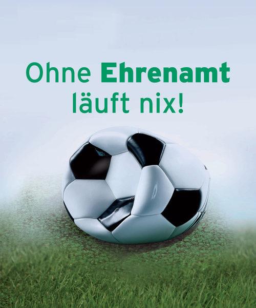 """Aktion """"Ehrenamtler des Monats"""" im Vogtländischen Fußball-Verband"""