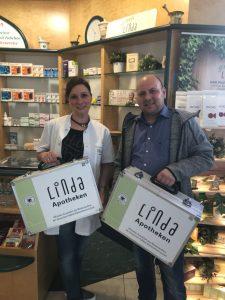 Linda Apotheken unterstützen Kreisauswahlen des VFV – Vielen Dank an die Apotheke Gartenstraße in Plauen