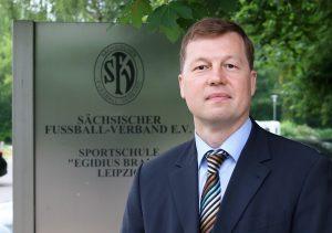 Markus Bienert wird neuer Geschäftsführer des SFV