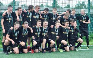 VfB Auerbach A-Junioren steigen wieder auf – alle Altersklassen in den höchsten Spielklassen des SFV