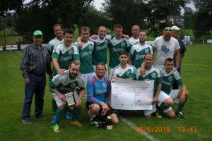 Staffelsieger 2. Kreisklasse Staffel 2 – Vfl Reumtengrün 2 – Herzlichen Glückwunsch