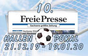 Hallenpokal der Freien Presse – Endrunde am kommenden Sonntag