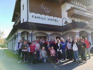 Cordial Cup Qualimeeting in Kitzbühel