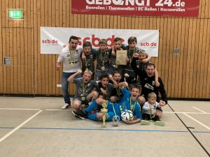 SC Syrau 1919 gewinnt Hallenpokal der D-Junioren beim SCB GmbH & Co. KG Cup