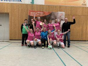 SpG Pfaffengrün/Zobes verteidigt Titel bei den Damen und holt INJOY Vogtland Cup!