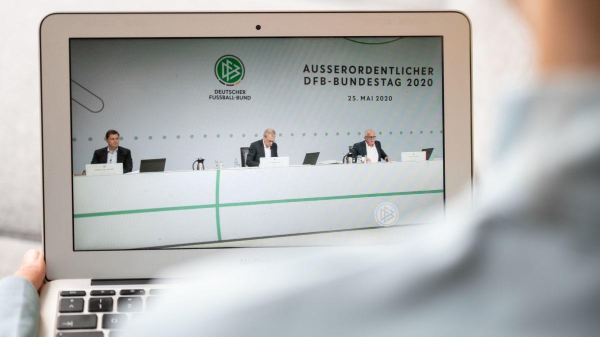 DFB-Bundestag: Zweigleisige 3. Liga abgelehnt