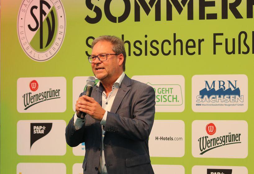 """Hermann Winkler: """"Die Entscheidung müssen wir akzeptieren."""""""