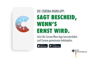 """Jetzt mithelfen: Der deutsche Fußball unterstützt die Einführung der """"Corona-Warn-App"""" in Deutschland"""