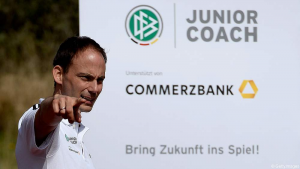 DFB-Junior-Coach-Lehrgang in Plauen
