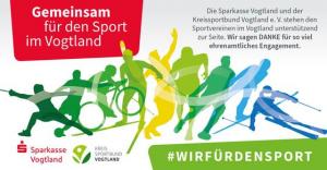 Der Kreissportbund Vogtland e.V. informiert: Newsletter 09_2020