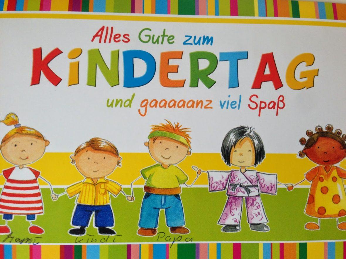 Alles Gute zum Kindertag – allen Kids im Vogtland einen schönen Tag!
