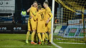 Regionalliga Nordost: VfB wird Neunter – und holt einen Titel