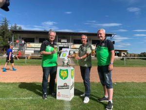 Sternquell Brauerei bleibt für 3 weitere Jahre Partner des VFV im Pokal