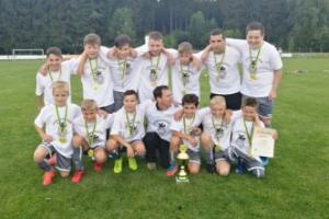 Read more about the article SC Syrau: D-Junioren machen es den Großen nach