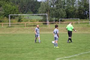 SC Syrau D Jugend zieht nach Pokalkampf ins Finale ein .