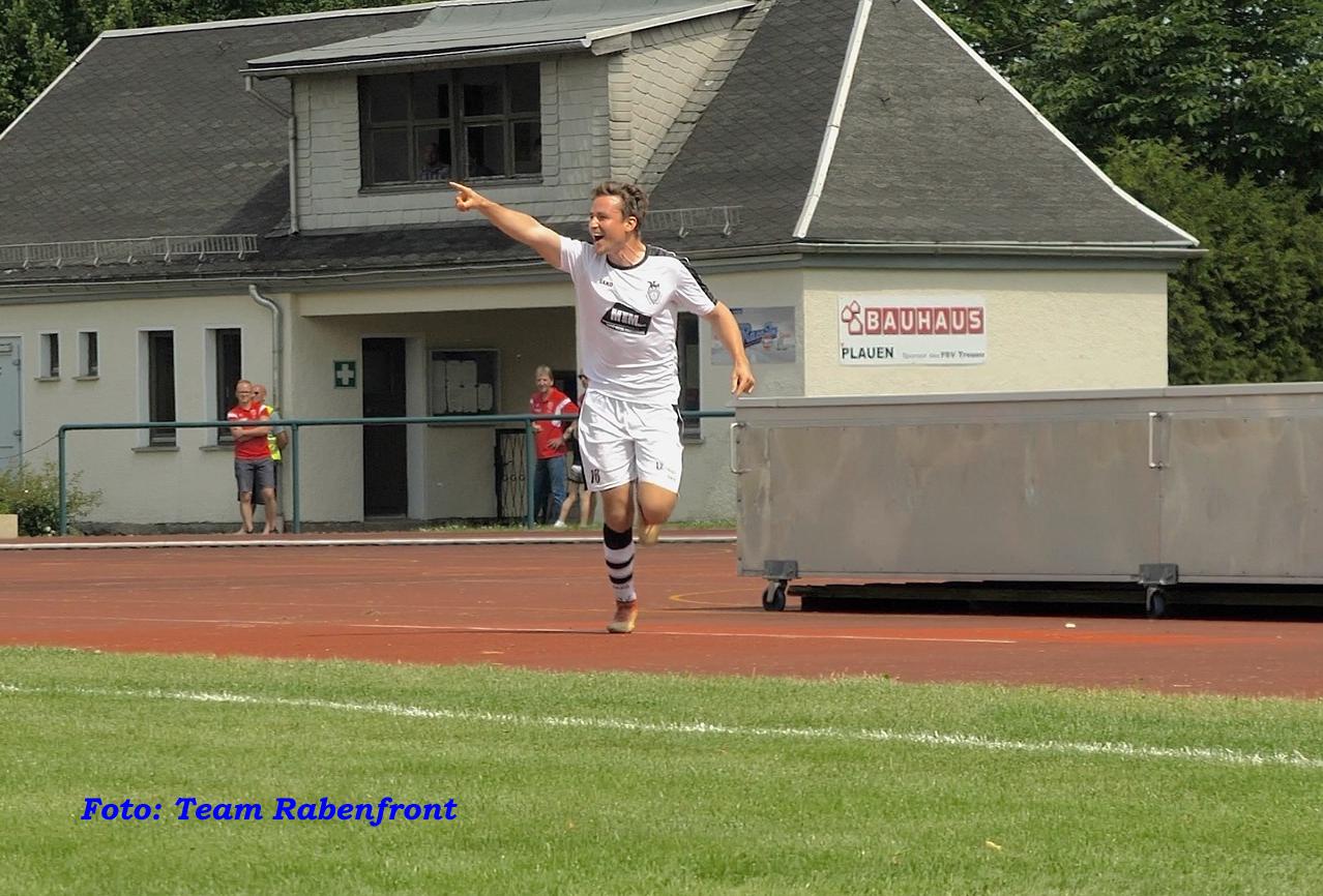 Sternquell Vogtlandpokal: Bericht Halbfinale FSV Treuen – SC Syrau