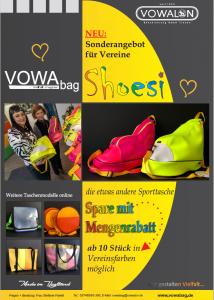 VOWAGbag für Vereine – Angebot unseres Partners – der VOWALON