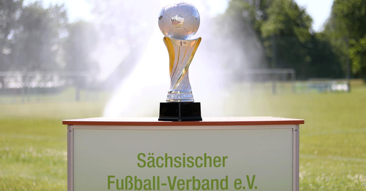 Vogtlandderby im Sachsenpokalspiel