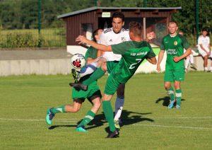 Landesklasse: Für Reichenbach zählt nur ein Sieg – Derby in Oelsnitz