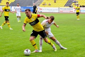 VFC Plauen hofft in Jena wieder auf Punkte