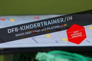 Pilotprojekt DFB-Kindertrainer/in