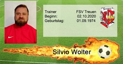 FSV Treuen: Ex-Spieler jetzt auf Treuener Bank