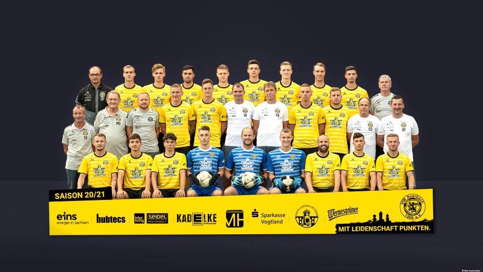 Sachsenpokal: VfB Auerbach trifft im Pokal auf Überraschungself