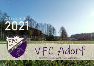 Read more about the article VFC Adorf gestaltet eigenen Kalender