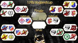 Read more about the article Halbfinals stehen fest!