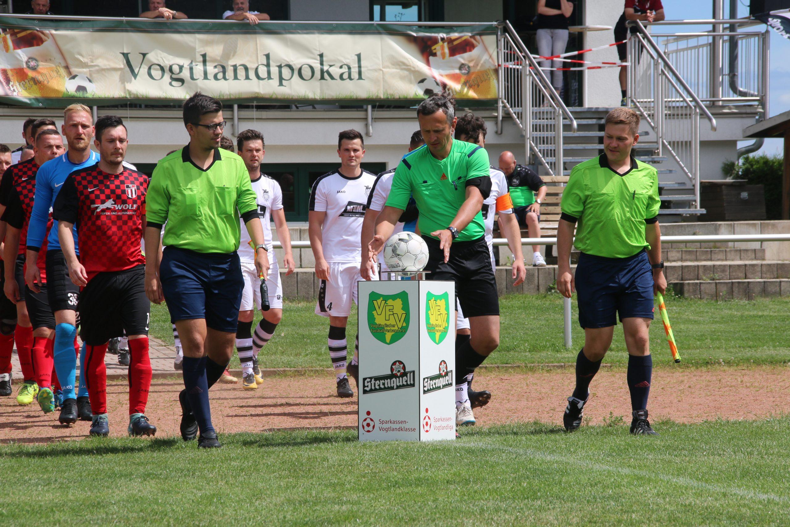 Read more about the article Pokalrunden im Vogtland werden fortgeführt
