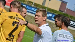 Read more about the article VfB Auerbach steht vor einer Saison mit vielen Fragezeichen