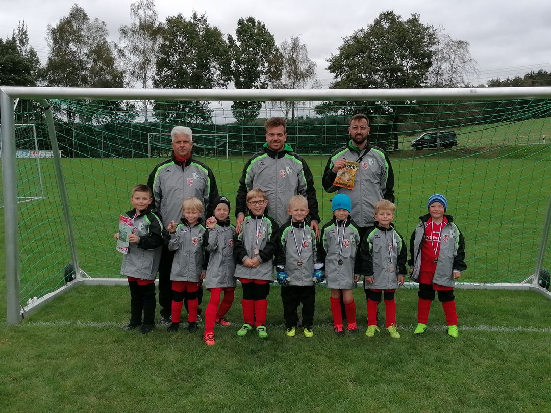 Read more about the article 3. Runde KJF GmbH Cup der G-Junioren