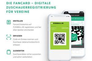 Read more about the article Die FUSSBALL.DE Fancard